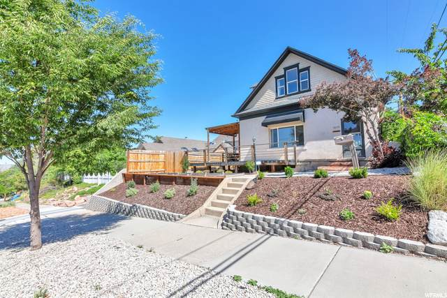 1035 E 600 S, Salt Lake City, UT 84102 (#1684263) :: Powder Mountain Realty