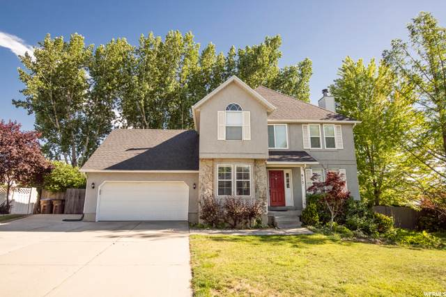 912 E Meadow Ct S, Draper, UT 84020 (#1684272) :: The Perry Group