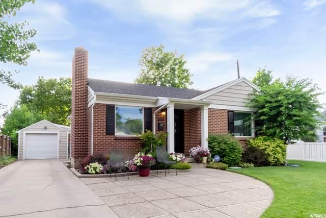 3134 S 1640 E, Salt Lake City, UT 84106 (#1684282) :: Bustos Real Estate | Keller Williams Utah Realtors