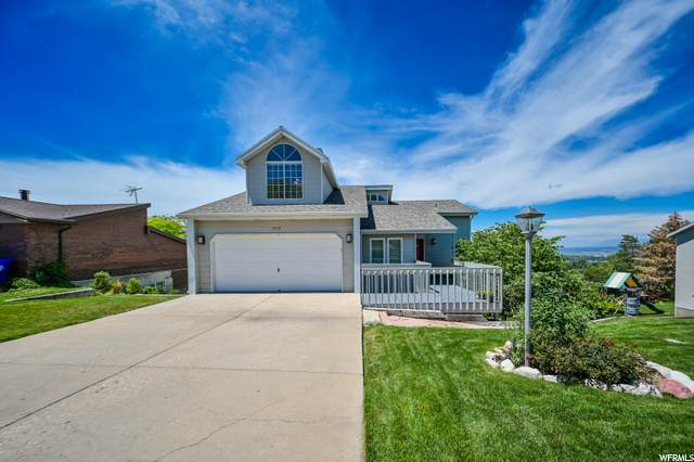 3438 S Medford Dr E, Bountiful, UT 84010 (#1684289) :: Utah City Living Real Estate Group