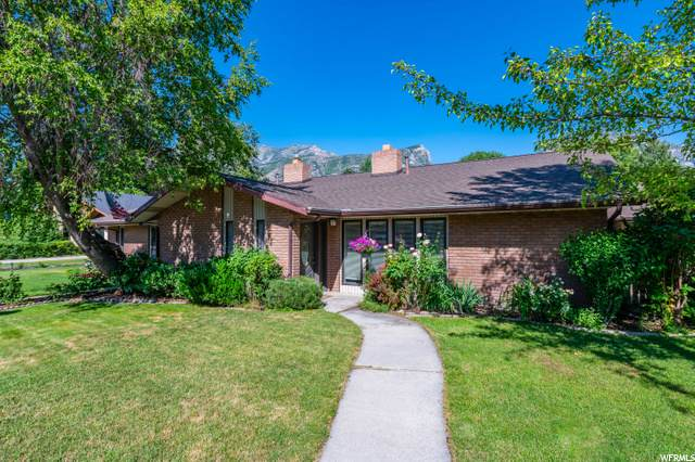 2856 N Marrcrest W, Provo, UT 84604 (#1684298) :: Red Sign Team