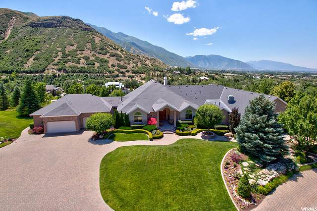 3189 E Canyon Rd, Springville, UT 84663 (#1684302) :: EXIT Realty Plus