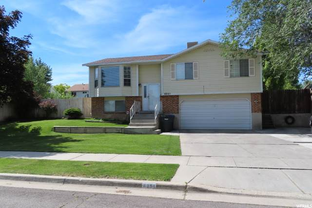 6251 W Chatterleigh Ave, West Valley City, UT 84128 (#1684305) :: RE/MAX Equity