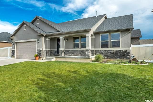 1563 W Brooke St, Lehi, UT 84043 (#1684366) :: Bustos Real Estate | Keller Williams Utah Realtors