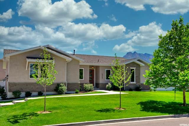 5345 S Kenwood Dr #101, Salt Lake City, UT 84107 (#1684397) :: Colemere Realty Associates