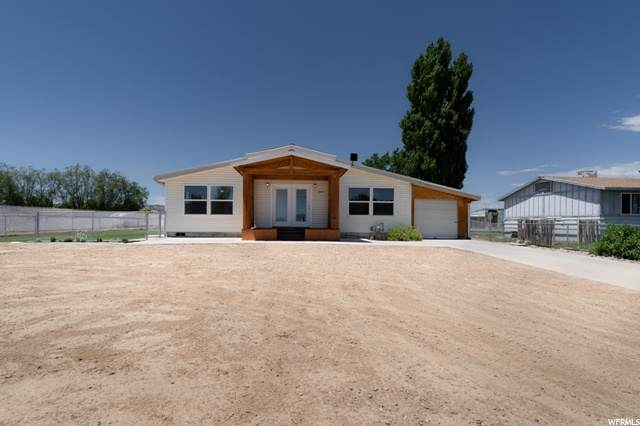 4840 S 2500 E, Vernal, UT 84078 (#1684400) :: Exit Realty Success