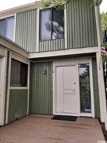 4169 S Village Ln D, Taylorsville, UT 84129 (#1684424) :: Exit Realty Success