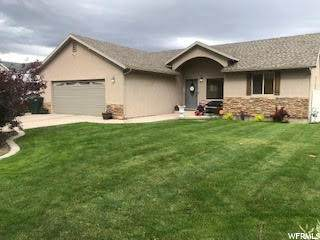 301 S 1350 W, Vernal, UT 84078 (#1684426) :: Exit Realty Success