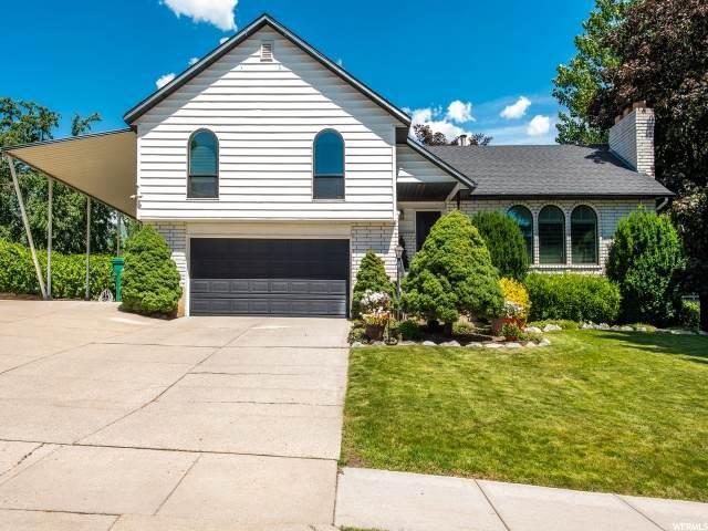 1046 N Walburk, Layton, UT 84040 (#1684436) :: Utah City Living Real Estate Group