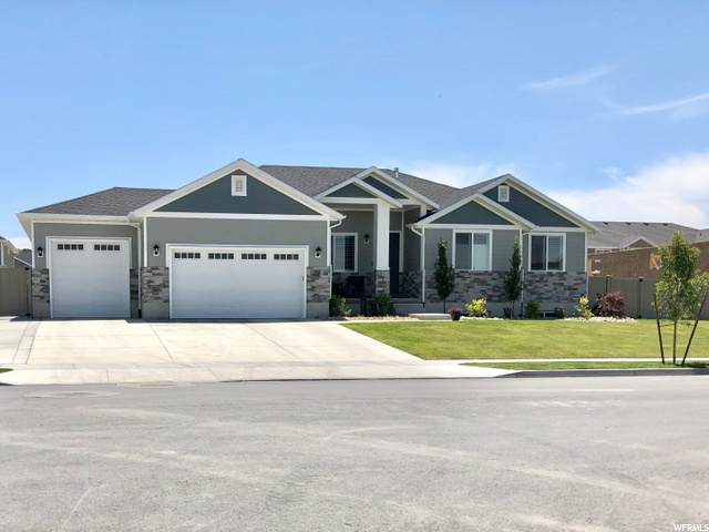 6541 W Newton Farm Dr #202, West Valley City, UT 84128 (#1684442) :: RE/MAX Equity