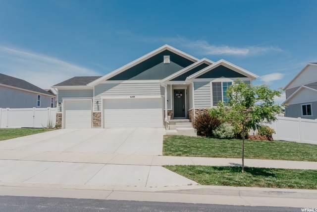 6488 W Haven Maple Dr, West Jordan, UT 84081 (#1684454) :: Utah City Living Real Estate Group