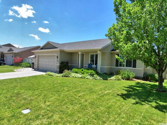 263 N Taylor Rd W, Saratoga Springs, UT 84045 (#1684455) :: Red Sign Team