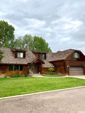 2475 N 2500 W, Vernal, UT 84078 (#1684459) :: Exit Realty Success