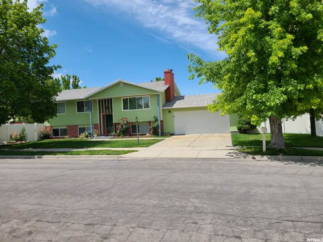 2880 W Sable Ave S, Taylorsville, UT 84118 (#1684477) :: Exit Realty Success