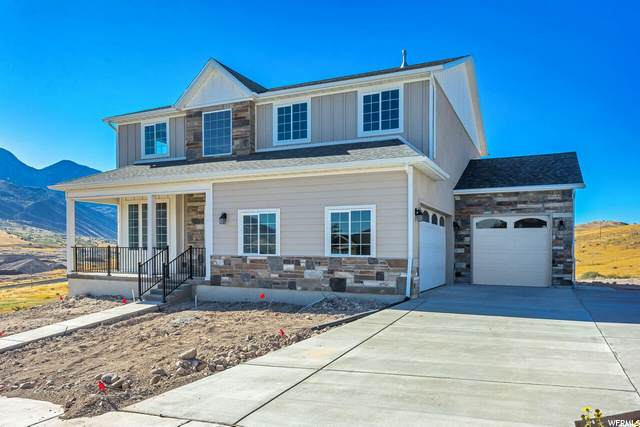 1166 N 100 E, Nephi, UT 84648 (#1684491) :: Big Key Real Estate