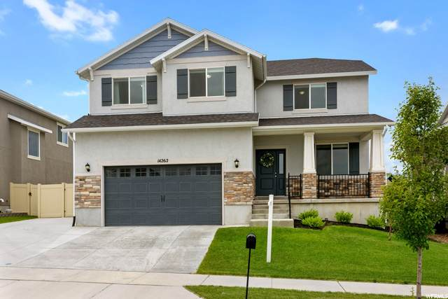14262 S Box Meadow Ln, Herriman, UT 84096 (#1684493) :: The Perry Group
