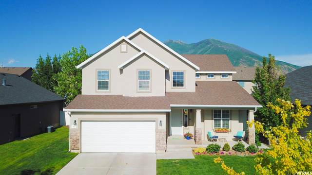 1267 S 2060 E, Spanish Fork, UT 84660 (#1684516) :: Big Key Real Estate