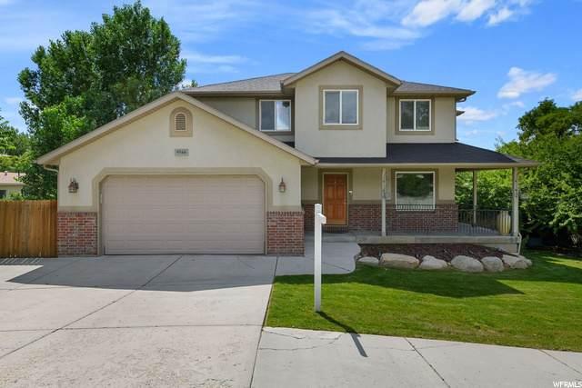 9566 S Flint Dr, Sandy, UT 84094 (#1684522) :: Bustos Real Estate | Keller Williams Utah Realtors