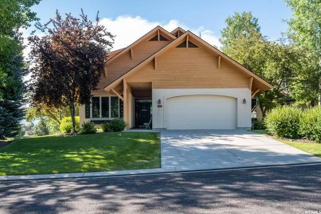 32 E Village Cir #67, Midway, UT 84049 (MLS #1684529) :: High Country Properties