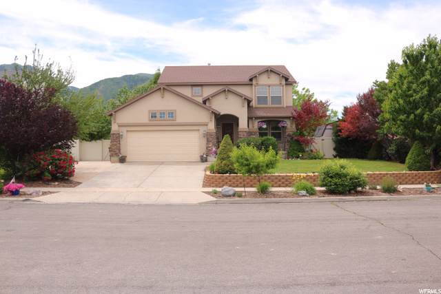 2376 E 1610 S, Spanish Fork, UT 84660 (#1684533) :: Exit Realty Success