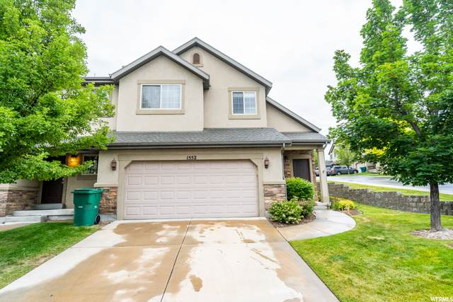 1552 N 1180 W, Orem, UT 84057 (#1684551) :: Big Key Real Estate