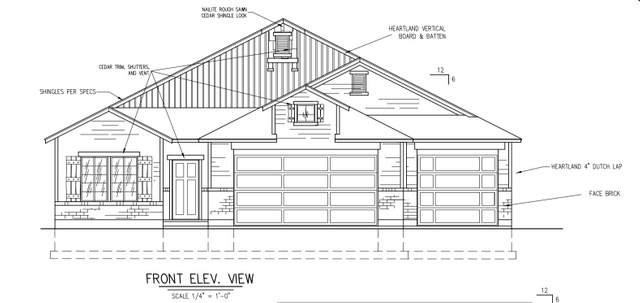 574 W Harrisville Rd, Harrisville, UT 84404 (#1684553) :: Big Key Real Estate