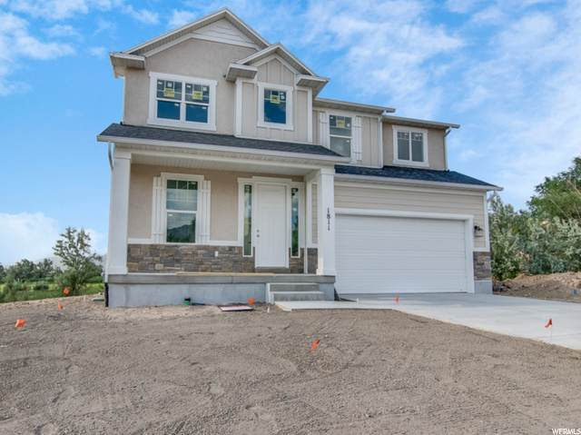 1811 E 1600 N, Spanish Fork, UT 84660 (#1684565) :: Big Key Real Estate