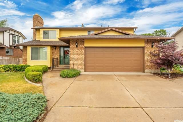 5477 S 2100 W, Roy, UT 84067 (#1684568) :: Doxey Real Estate Group