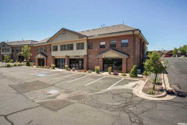952 E Chambers St S #8, South Ogden, UT 84403 (#1684592) :: Colemere Realty Associates