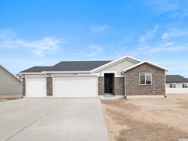 1113 S Raintree Ln #140, Santaquin, UT 84655 (#1684595) :: Red Sign Team