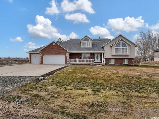 54 S 4500 St W, West Point, UT 84015 (#1684605) :: Utah City Living Real Estate Group