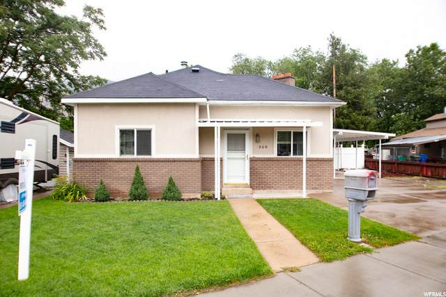268 N Harrisville Rd, Ogden, UT 84404 (MLS #1684610) :: Lawson Real Estate Team - Engel & Völkers