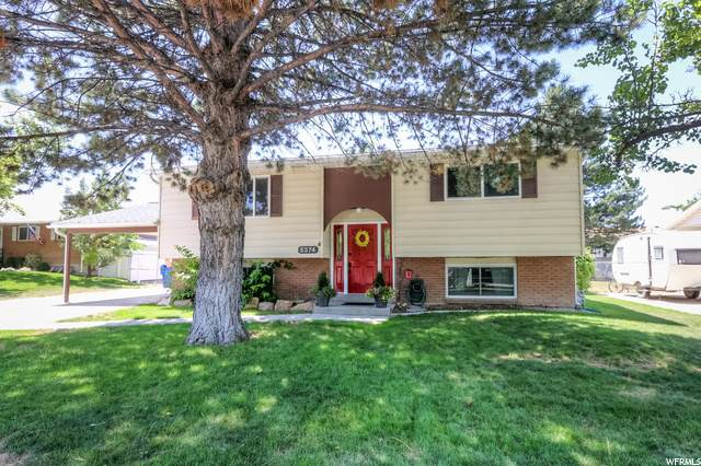 5374 S Peachwood Cir, Taylorsville, UT 84129 (#1684614) :: The Perry Group