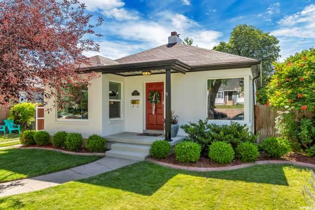 2522 S Glenmare St, Salt Lake City, UT 84106 (#1684628) :: Bustos Real Estate | Keller Williams Utah Realtors