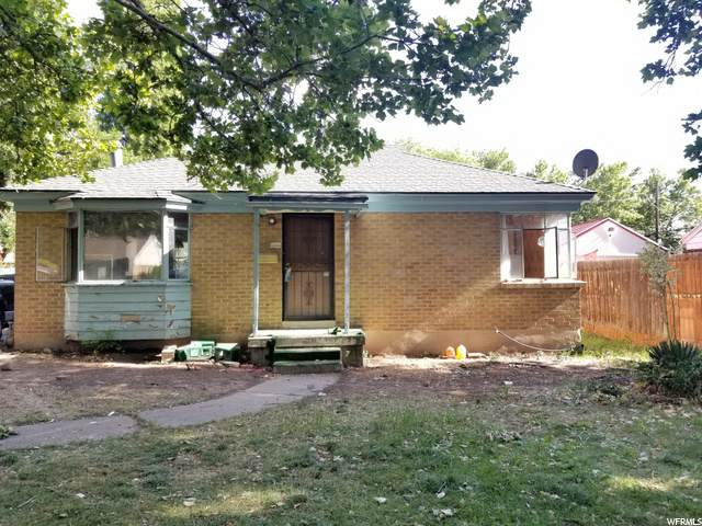 1442 E Gregson Ave, Salt Lake City, UT 84106 (#1684651) :: Bustos Real Estate | Keller Williams Utah Realtors