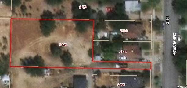 2149 Quincy Ave, Ogden, UT 84401 (#1684680) :: Bustos Real Estate | Keller Williams Utah Realtors