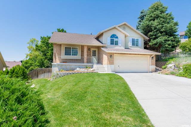 2939 N 2225 E, Layton, UT 84040 (#1684685) :: Exit Realty Success