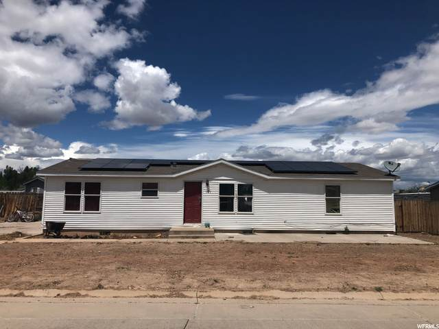 181 E 700 N, Vernal, UT 84078 (#1684686) :: Big Key Real Estate