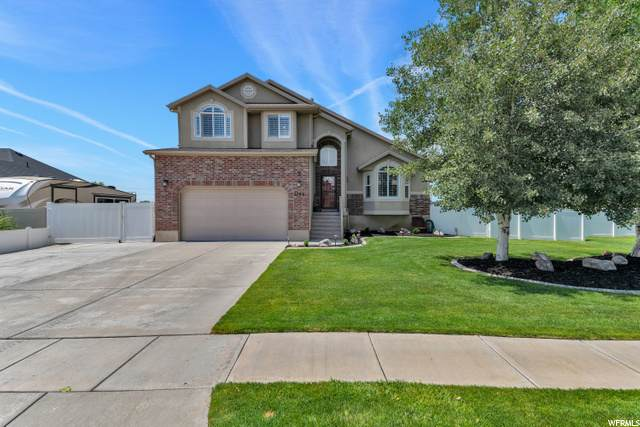 3786 W 1550 N, West Point, UT 84015 (#1684687) :: Doxey Real Estate Group