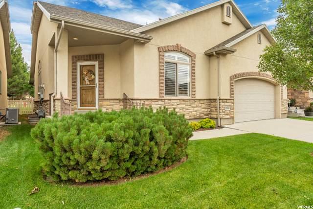 10998 Quartz Dr, South Jordan, UT 84095 (#1684689) :: Big Key Real Estate