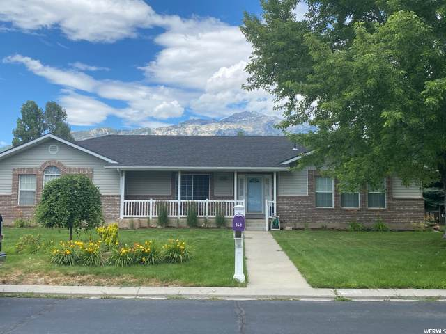 869 E 815 S, Alpine, UT 84004 (#1684701) :: Big Key Real Estate