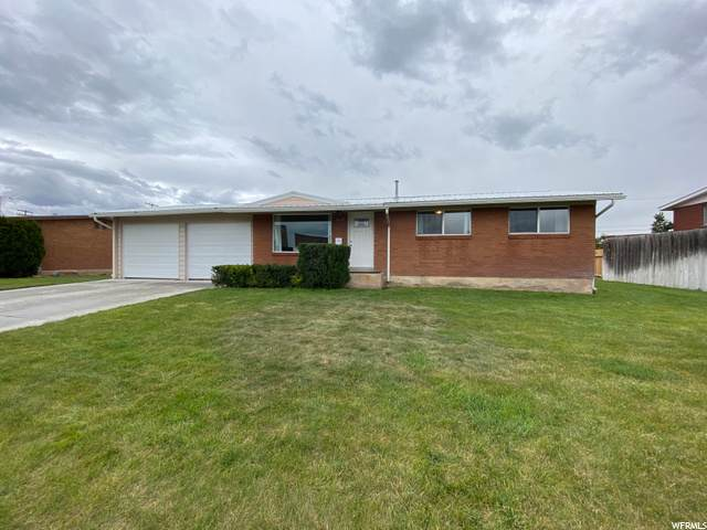 141 W 500 S, Tremonton, UT 84337 (#1684707) :: Big Key Real Estate