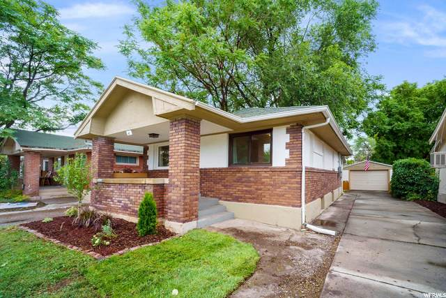46 W Hartwell Ave, Salt Lake City, UT 84115 (#1684725) :: Bustos Real Estate   Keller Williams Utah Realtors