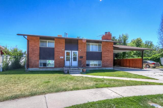 1147 W 450 N, Provo, UT 84601 (#1684732) :: Red Sign Team