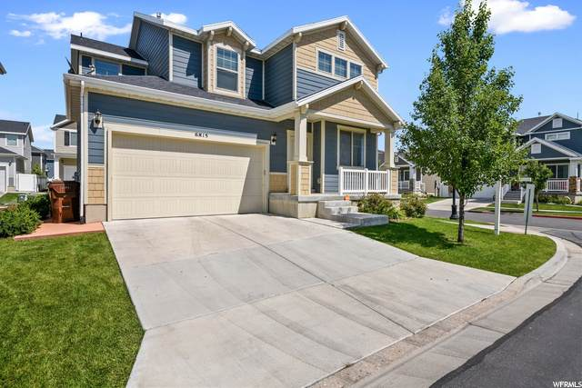 6815 S Snickers Ln W, Midvale, UT 84047 (#1684738) :: Colemere Realty Associates