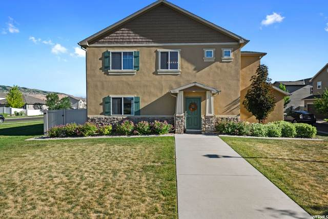 1041 W Stonehaven Dr, North Salt Lake, UT 84054 (#1684746) :: Red Sign Team