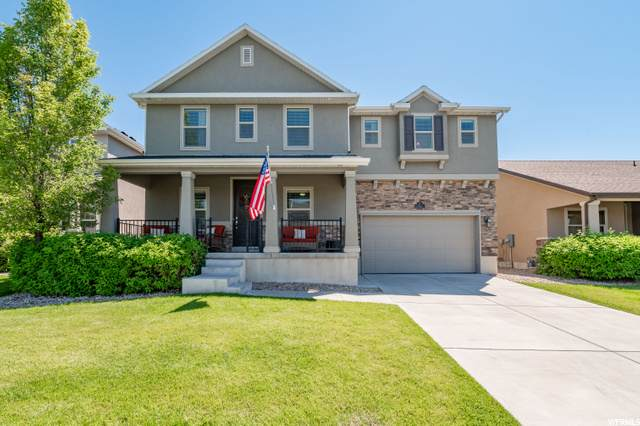 1361 S Country Park Dr, Kaysville, UT 84037 (#1684766) :: goBE Realty