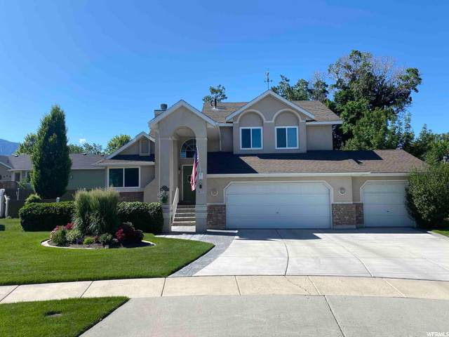 1024 E Alexander Ct, Sandy, UT 84094 (#1684770) :: Big Key Real Estate