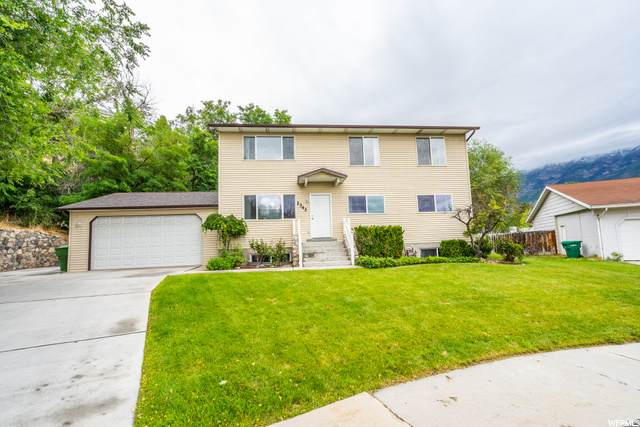 2343 N 1000 W, Provo, UT 84604 (#1684791) :: Exit Realty Success
