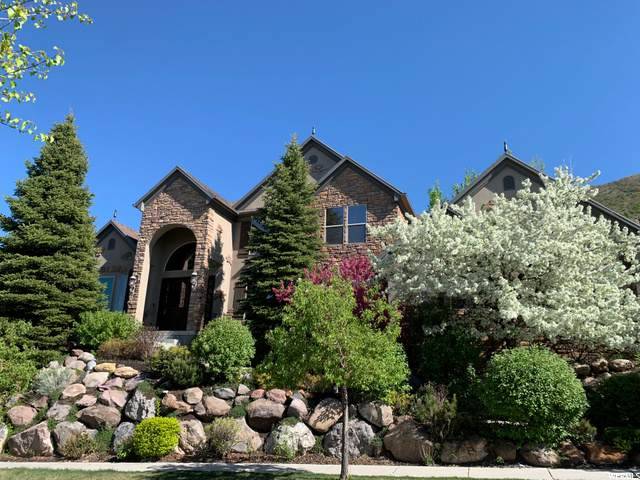 14737 S Draper Woods Cv, Draper, UT 84020 (#1684794) :: Big Key Real Estate